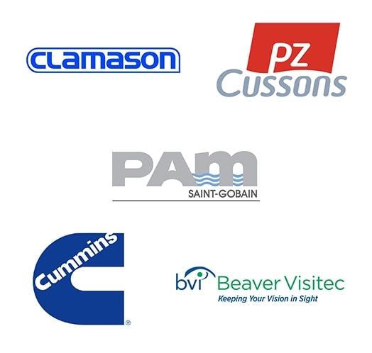 Manufacturing Logos